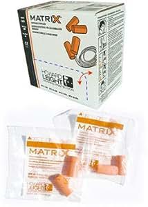 Tapón de protección auditiva–Bilsom Matrix Naranja