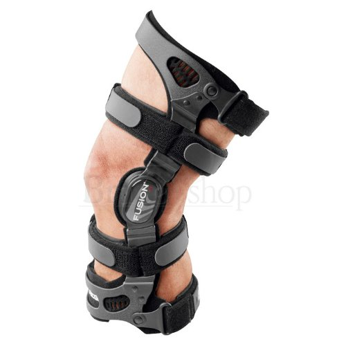 - Breg Fusion XT w/AirTech Knee Brace (Small - Right)