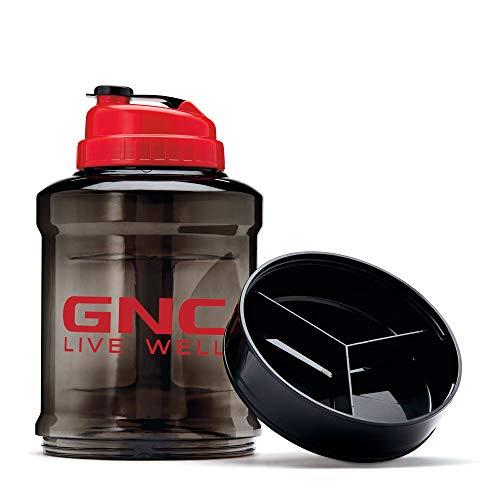 GNC Power Jug, 1 Jug - Shaker Jug