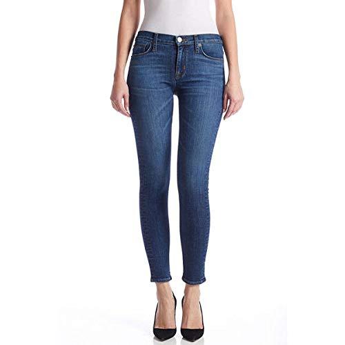 "964176e5117 Hudson Barbara High Waist Super Skinny Jeans - Dream On (Waist 31"")"