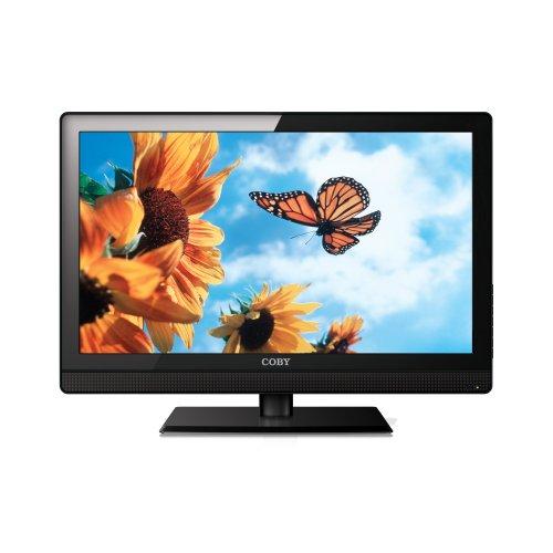 Coby LEDTV1935 19-Inch LED HDTV (Black)