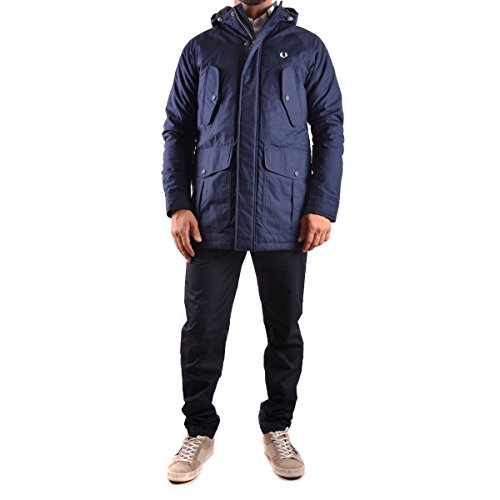 Padded Blu Authentics Jacket Scuro Portwood Perry Fred zawSOO