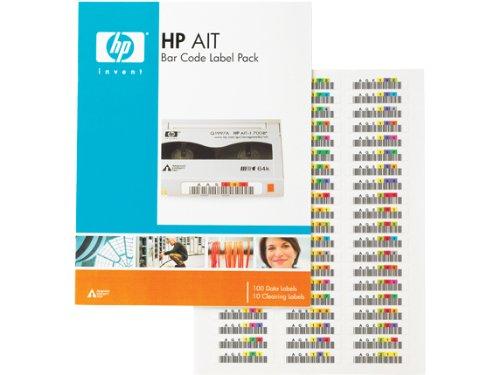 HP Q2005A AIT Tape Bar Code Label