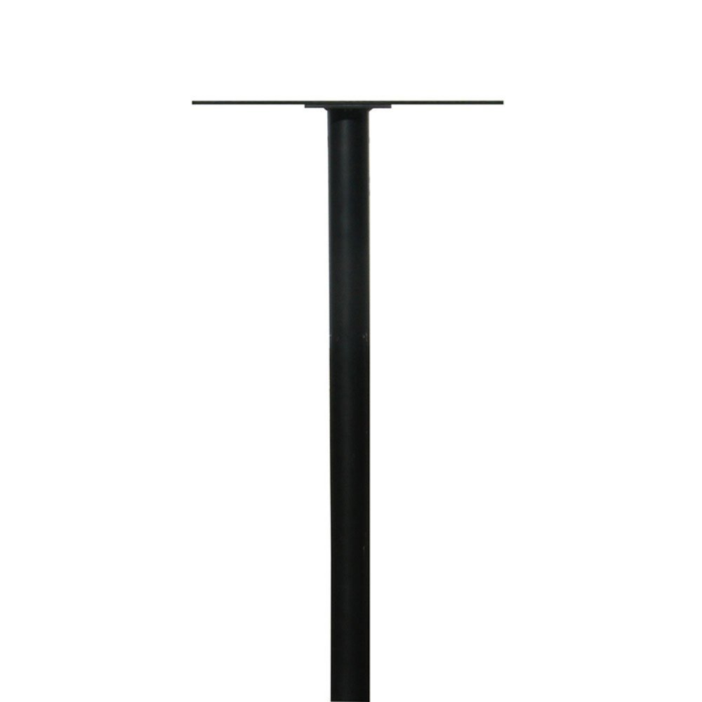 Hanford Rust Free Cast Aluminum Mailbox Post to Mount 2 Mailboxes
