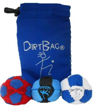 Dirtbag Pro 3 Pack with Pouch by Dirtbag