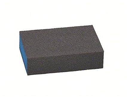 Bosch 2609256348 DIY Contour Sanding Sponge Very Fine Thread 180