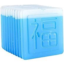 OICEPACK Ice Packs (set of 10) Ice Packs for Lunch Box Ice Packs for Cooler Lunch Boxes Cool...