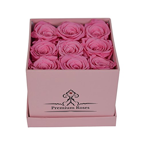Pink Roses for Romance| Life is Good Flowers Pink