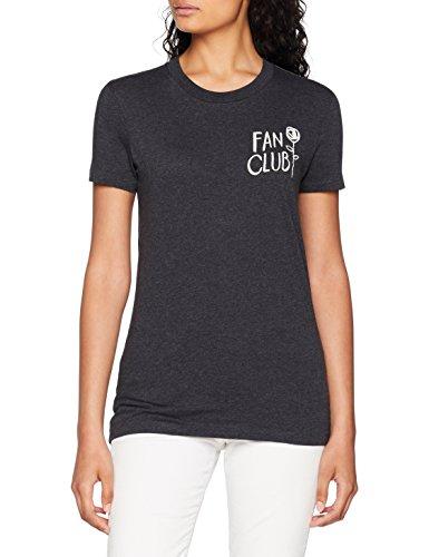 Grey Donna dark shirt Wood Grigio Melange Eden T xtqR8nYw1F