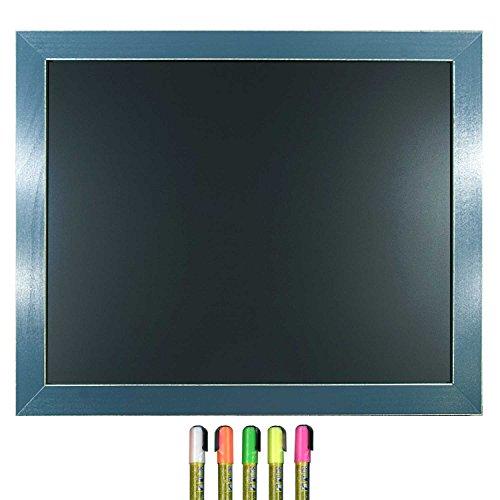 Cohas Framed Chalkboard includes Blackboard in Country Cr...