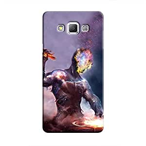 Cover It Up - Shaper Of Worlds Galaxy A3 Hard Case