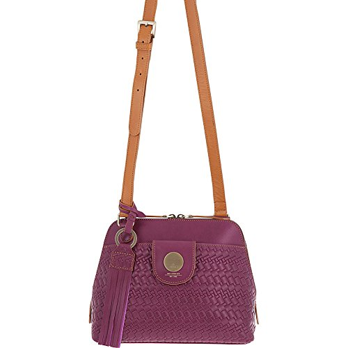 RFID Woven Purple Izabella Rodeo Lodis Crossbody 5YxqEFX