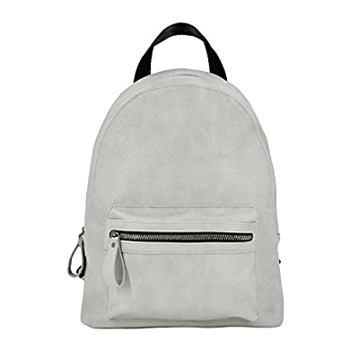 e4bf88dbe0 ESA Large Fashion Backpack Purse for Women Vegan Leather PU School Casual  Daypack outlet