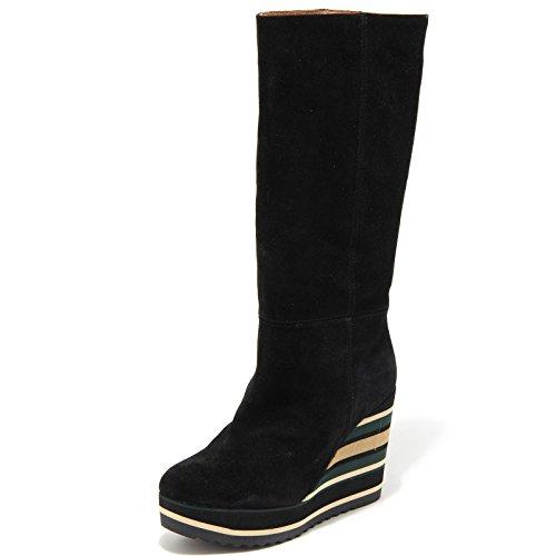 Palomitas Shoes Stivalisenza Boots Scatoladonna 1289m Women Scarpe Nero TlF1cKJ3