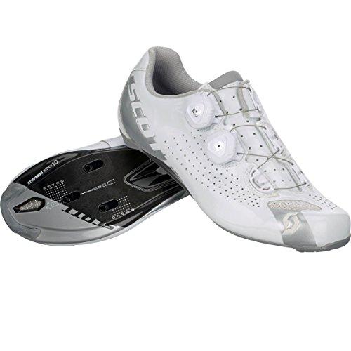 RC Women's Road Shoe 0 Scott 38 Gloss White Gloss Silver Lady BScaHn7HW