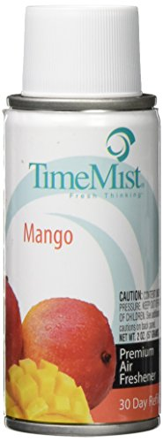 WATERBURY COMPANIES,INC.  Micro Timemist Refill, 2 oz, Mango ()