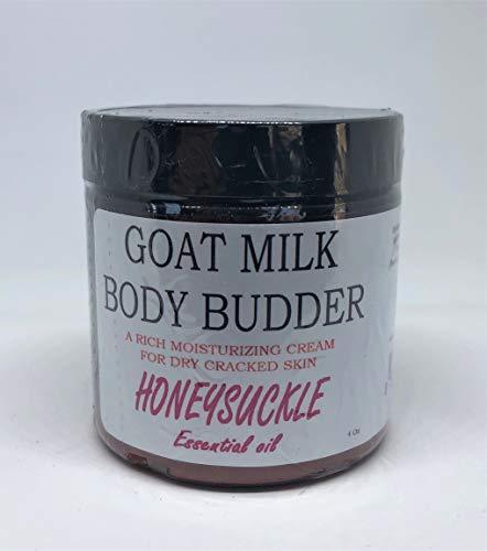 Bates Family Farm Goat Milk Body B'udder (Honeysuckle Essential Oil)