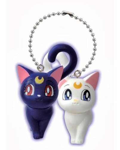 Amazon.com: Sailor Moon figura llavero ~ siglo XX Annivesary ...