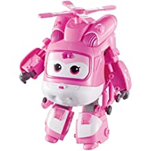 """Super Wings - Transforming Dizzy Toy Figure 