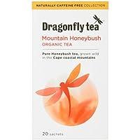 Dragonfly Organic Mountain Honeybush Tea 20 Sachet