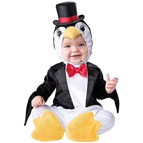 Infant Playful Penguin Costume - L -