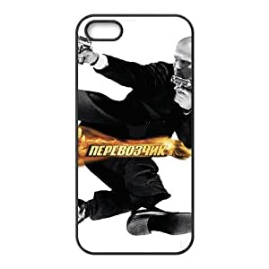 iPhone 5 5s Cell Phone Case Black Transporter A38422590