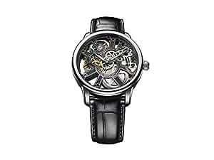 Amazon.com: Maurice Lacroix Masterpiece Skeleton Watch