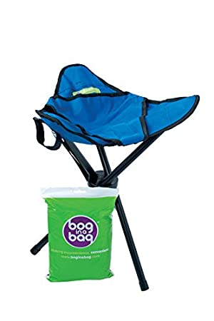 BoginaBag Foldable Portable Folding Toilet suitable for Festivals ...
