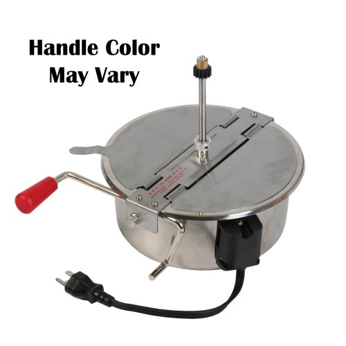 8 oz Replacement Popcorn Kettle for Poppers