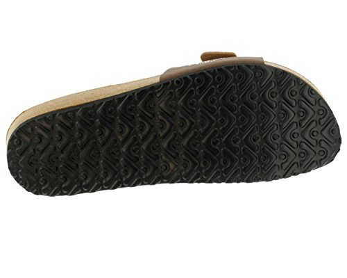 tongs pepe jeans bio marron
