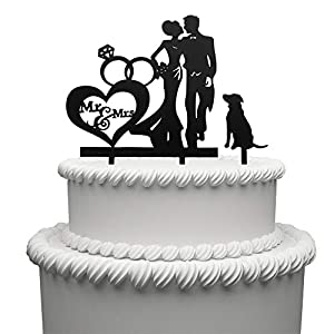 41rE2sdbsyL._SS300_ Beach Wedding Cake Toppers & Nautical Cake Toppers