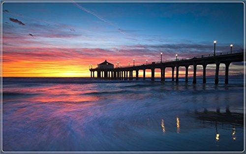 United States California Manhattan Beach  Post card