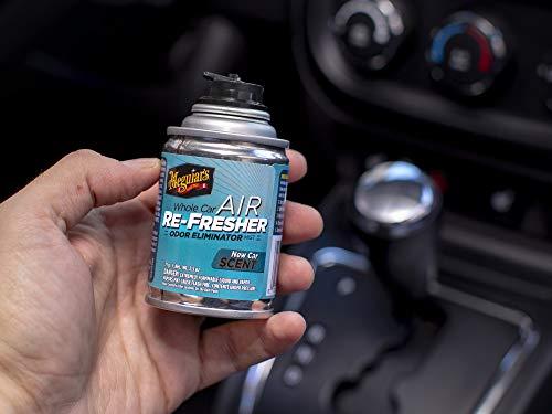 Meguiar's G16402PK3 New Car Air Re-Fresher, 3-Pack, 6. Fluid_Ounces by Meguiar's (Image #3)