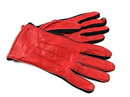 The Leather Emporium Women's Gloves Fleece Lined Driving