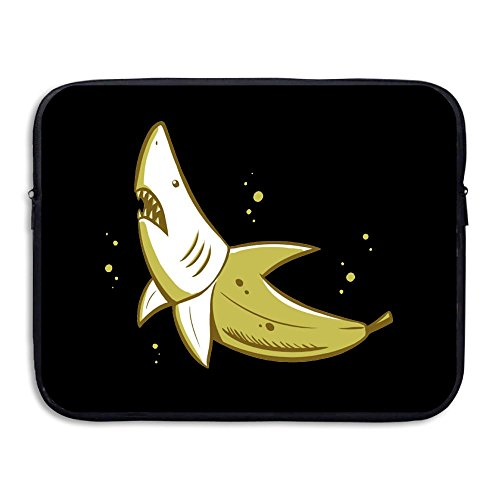 Microsoft Laptop Roller (BANANA SHARK Briefcase Handbag Case Cover For 13-15 Inch Laptop, Notebook, MacBook Air/Pro)
