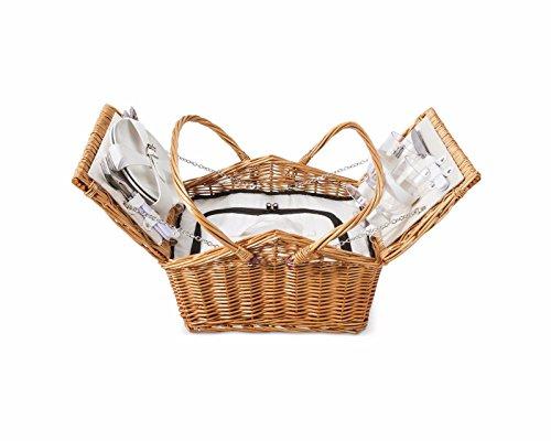 Picnic Basket Set by Entertain