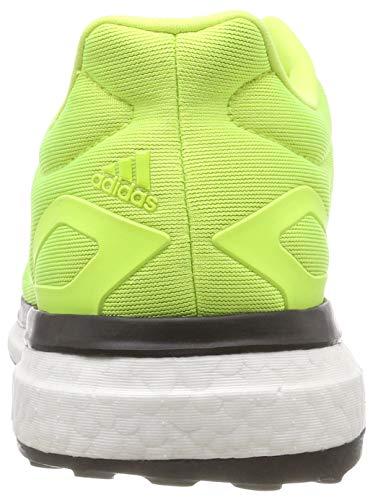 para Negbas de Ftwbla M Adidas Running Response Lt Zapatillas Hombre Amasol Amarillo fSwvAR