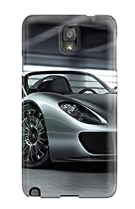 New Style Protection Case For Galaxy Note 3 / Case Cover For Galaxy(2011 Porsche 918 Spyder)