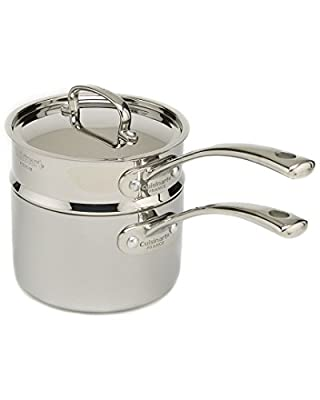 Cuisinart French Classic 3Pc Double Boiler Set