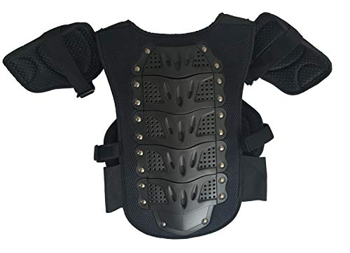 Toach Children's Pulley Armor Safety Armour Anti-Fall Knee Guard Elbows by Toach (Image #2)