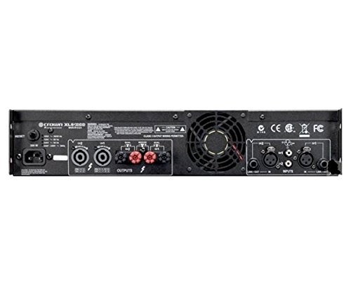 Crown XLS-1500 DriveCore Stereo Power Amp XLS1500