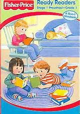 Fisher Price Ready Readers, Stage 1 Preschool-Grade 1 (2002 Modern Publishing Edition) (A 10-in-1 Storybook)