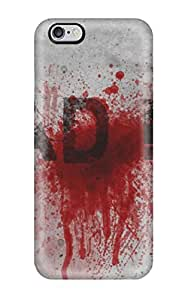 TYH - Hot Tpu Cover Case For Iphone/ 6 plus 5.5 Case Cover Skin - Blood phone case