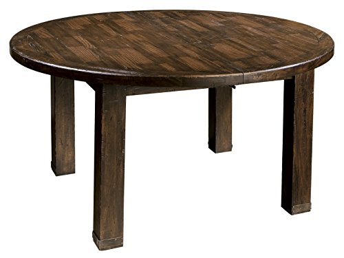 hekman furniture 942502rh round dining table