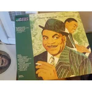 - Fats Waller Sings and Swings (Vinyl Record) - Amazon.com ...