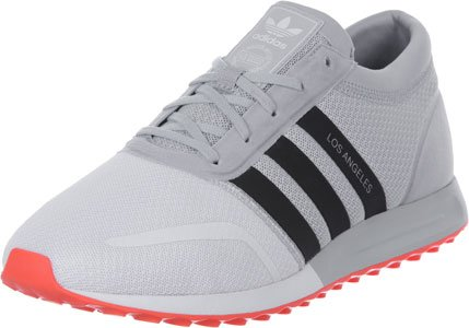 adidas Originals Los Angeles, Herren Sneakers, Grau, 38 2/3 EU