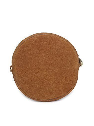Rag London Bag Tan Crossbody Leather Synthetic Canteen London Rag Women's EqxUwqA5