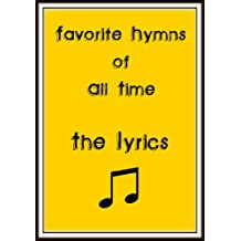 Favorite Hymns of All Time