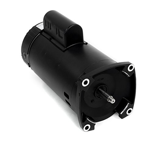 Square Flange Replacement swimming Pool pump motor frame 56y dual voltage (1.5hp)