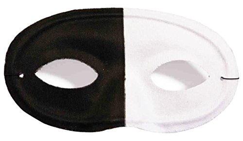 Forum Novelties Mens Domino Mask
